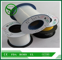 Oil Delivery Tube (PTFE),34 in od teflon pipe,Best factory for white flexible