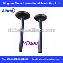 100cc motorcyle engine parts engine valve
