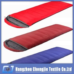 2015 Popular Thick Warm Winter Wholesale Sleeping Bag With Customized Logo