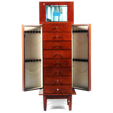 versatile home chest of drawers living room furniture bedroom furniture mirrored jewelry armoire cabinet with drawers