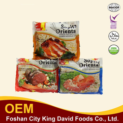 Hot!!! Spicy Roast Beef Flavor bag Noodles, Chinese Delicious Instant Noodles
