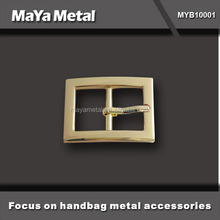 Custom metal belt buckle parts manufacturer, high quality belt buckle for belt MYB10001