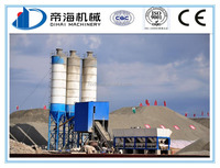 Chinese Equipment Mini Concrete Batching Plant Italy for Sale