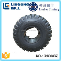 wholesale used in all kinds of LIUGONG loader tyre assembly