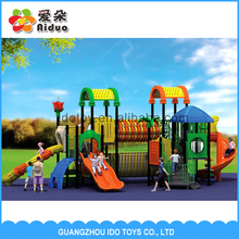 China Leader Manufacturer Factory Price Children Outdoor Playground with One-stop Solution Playground Equipment
