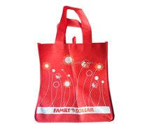Popular Print Non-woven handbag shopping Bag Cheap HandBag
