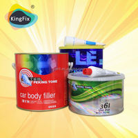 Car Putty paste&Polyester Resin for Body Filler