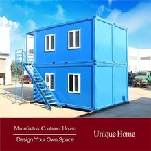 Modern Prefab Furnishing steel homes villa