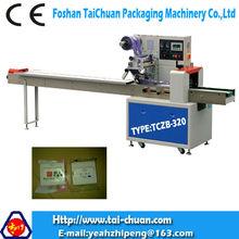 la fabricación de la máquina de embalaje