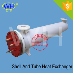 High Quaility 58KW refrigerant gas heat exchanger