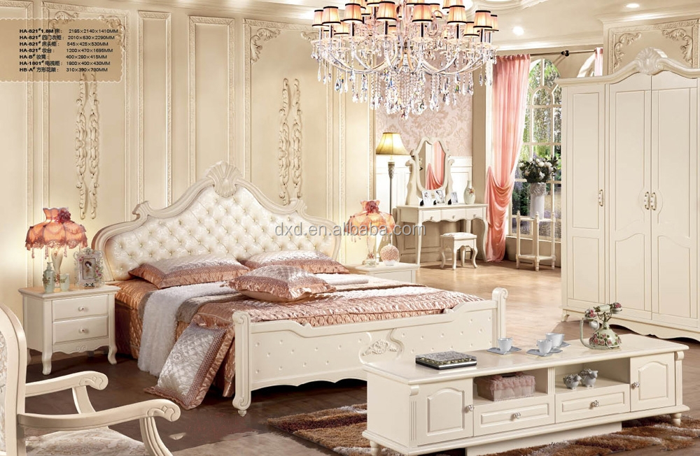 Factory Direct Sale Europe Luxury American Style Wooden Bed Buy Bedroom Furniture Antique