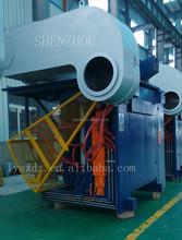 5ton advanced brass furnace for melting