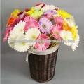 la flor de la flor de plástico