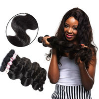 6A Free Shipping Length 16 18 20 22 Inch Virgin Body Wave Indian Hair Company