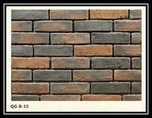 2015 high quality light weight brick stone