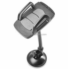 Mobile phone holder in car