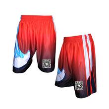 Wholesale Custom Sublimation Printing Men Basketball Shorts