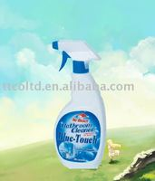 590ML Toilet cleaner (MSDS ISO)