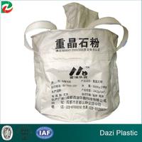 sling big bag for barite
