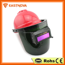 China best manufacturer portable professional electronic welding helmet