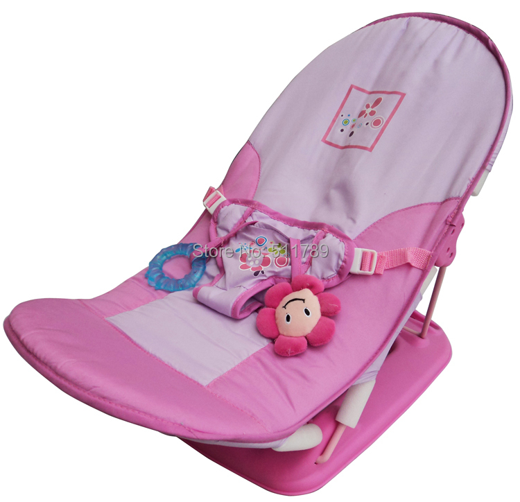 2017 wholesale pink and blue baby travel chair baby for Baby chaise lounge