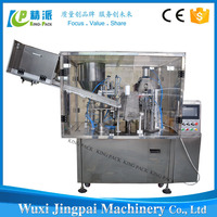 automatic soft tube condensed milk filling machine with factory price
