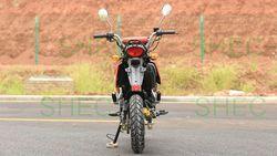 Motorcycle big wheel electric chopper motorcycle