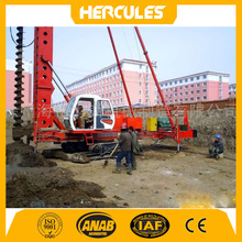 pile driver of core drilling rig for soil testing drilling rig