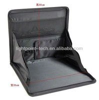 Foldable Car Back Seat Food Holder/dinning and laptop table/Backseat Dining & Laptop Table