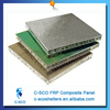 insulated aluminum sandwich panel for wall/ floor/ door