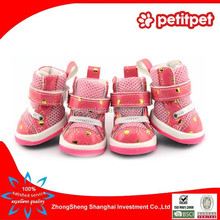 Factory Produce New Design Fashion Cat Dog Shoes Keep Clean Non-slip Rubber Bottom Boots for Bogs Factory
