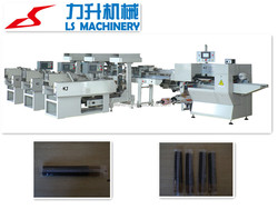 Full-Automatic Incense Sticks weighing and Packing Machine