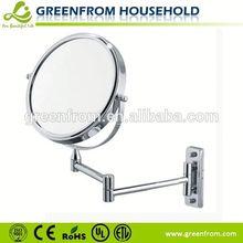 pulgadas 6 extensible ronda espejo de la pared