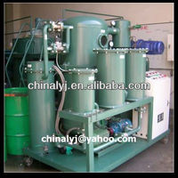 Hydraulic oil filter machine, Lubricating oil Treatment