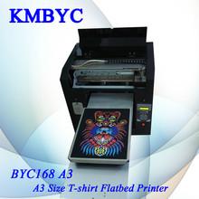 2015 new model high quality t shirt printing machine of China