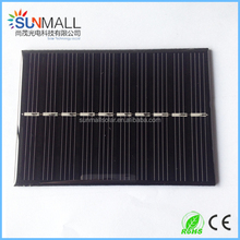 5V 200mA 110*80mm Power Well Solar Panel with Full Certification