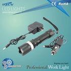 Multi-função Polícia lanterna LED