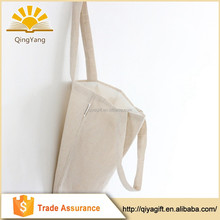 2015 fashion stylish printed promotion natural tote jute bag shopping