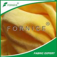 fornice textile super soft velboa fabric for bady doll
