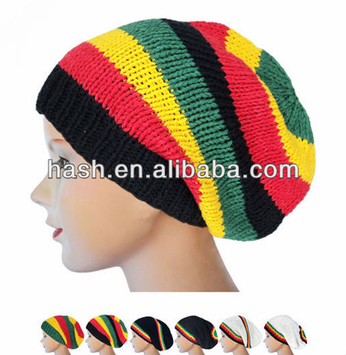 Knitting Patterns For Rasta Hats : Free Rasta Hat Crochet Pattern - Buy Rasta Hat,Rasta Hats Crochet,Jamaica Kni...