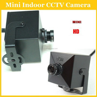700TVL Low Cost Dvr Mini Cctv Indoor Security Camera with 3.6mm Megapixel wide angle lens