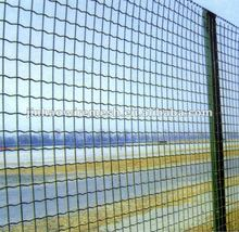 Electro galvanized welded wire fence in rolls
