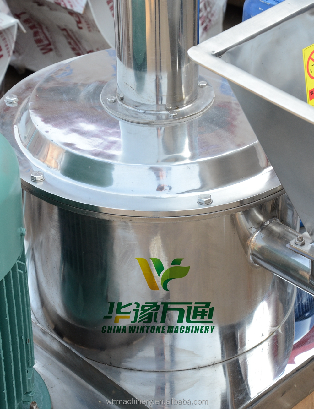 home milling machine flour