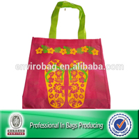 Lead Free Non Woven Eco Friendly Shopping Bag