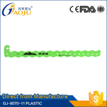 Direct from factory disposable hot sale rock band wristbands