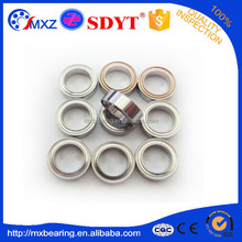8*28*9 mm miniature size deep groove ball bearing 638 ZZ