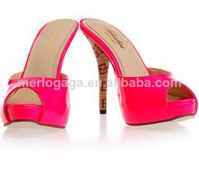 encantadora sandalia 2013 de las mujeres del verano zapatos casuales hermosas