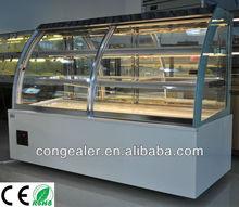 Refrigerador usado vitrinas/pastel escaparate