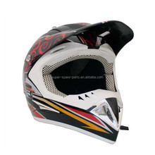 Motorcycle DIRT BIKE PIT BIKE 3/4 face helmets