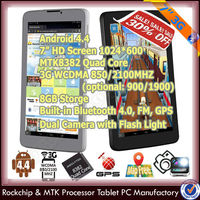 7 inch smartphone android tablet 4.4 .2